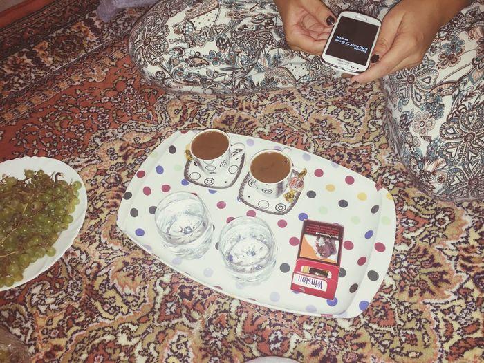 Dedikodu Dedikodu 😌😲😱 First Eyeem Photo Turk Kahvesi Candır Coffee Time