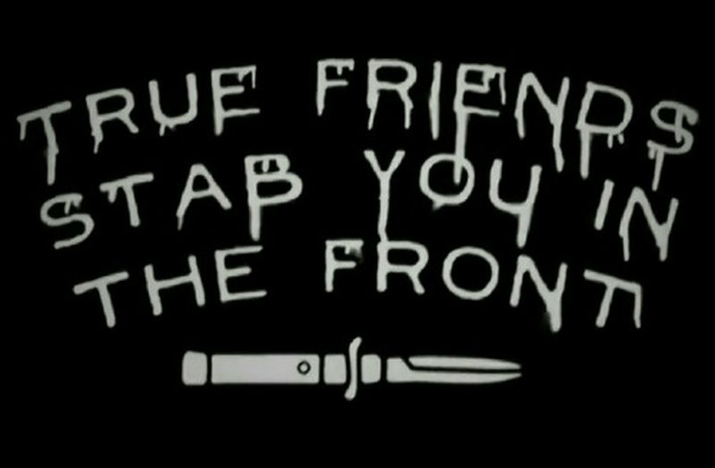 True Friends Stab You In The Front Bmth That's The Spirit Bring Me The Horizon
