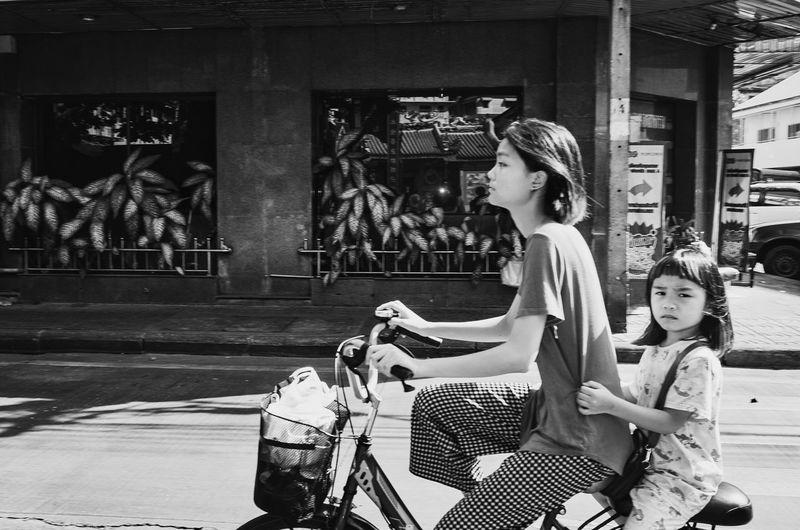 Moto Mom Bike