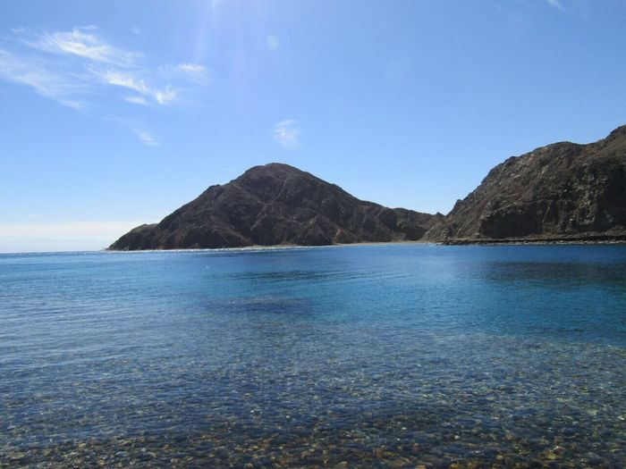 Fiord Bay , Taba , beauty , world off , mind on