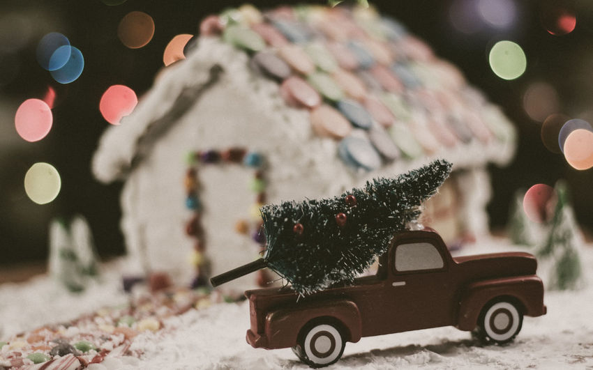 Gingerbread house Snow Truck Gingerbreadhouse Gingerbread House Red Truck EyeEm Selects Bokeh Candy Cane Candycane  Candy Holidays Christmas Bokeh Background Night Before Christmas Holiday Food Christmas Food Christmas Tree Christmas Decoration Christmas Lights Holiday Decorations Christmas Christmas Tree No People Christmas Decoration Defocused Indoors  Food
