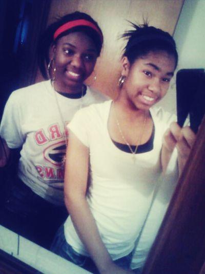 Mee & My Bestfriend DeOnna