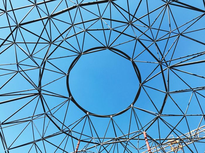 Construction Steel Structure  Roof