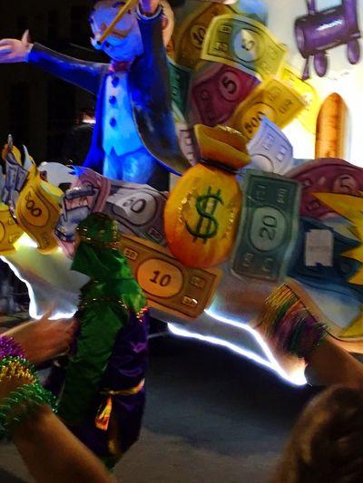 Mardi Gras Eye4photography  EyeEm Selects Mardi Gras Multi Colored Indoors  No People Representation Toy Creativity Close-up Large Group Of Objects Illuminated Celebration Art And Craft Decoration