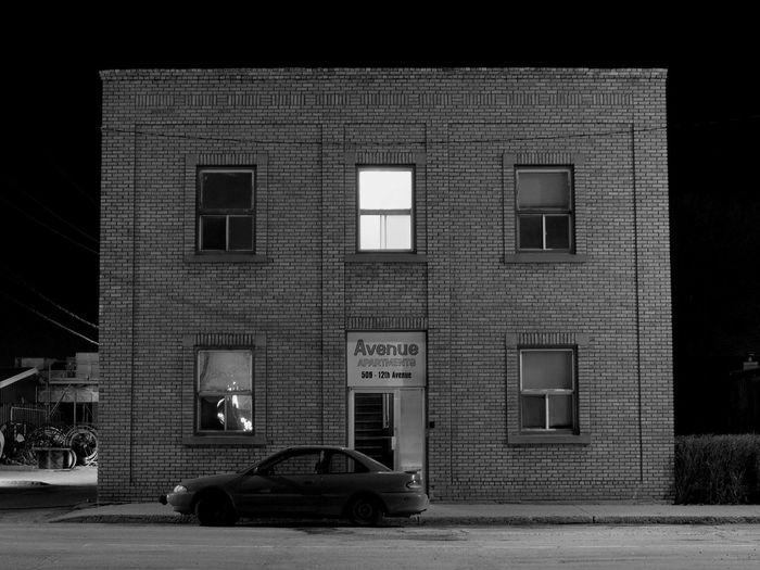 Streetphotography Architecture Saskatchewan Estevan Blackandwhite Fujifilm X30 Nightphotography Contrast