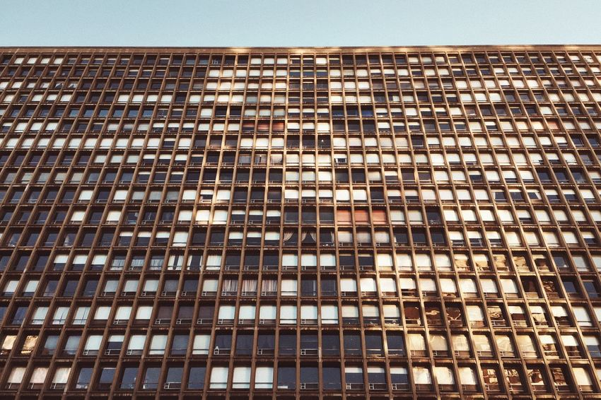 Window Low Angle View Architecture Building Exterior Built Structure New York New York City