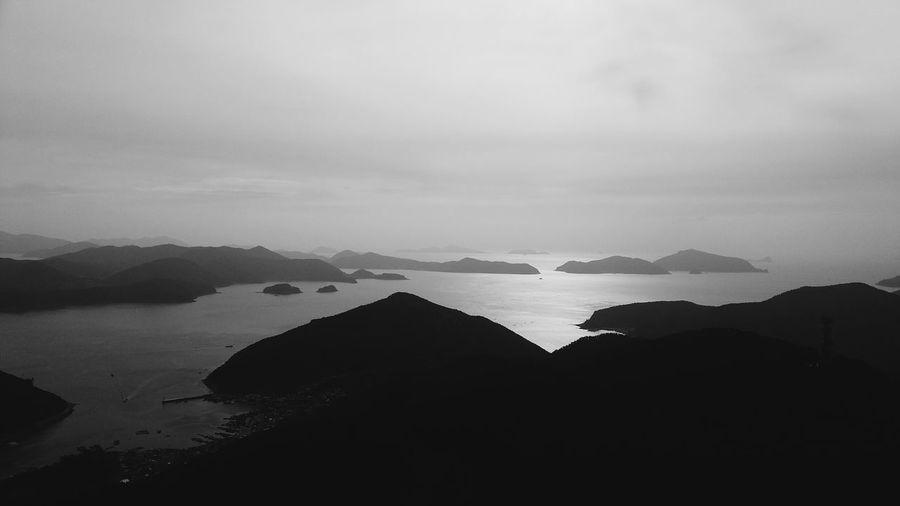 Korea Tongyeong Landview Landscape