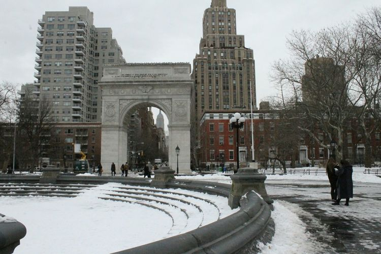 Washington Square Park NYC Fifth Avenue Greenwich Village Greenwich Park New York City