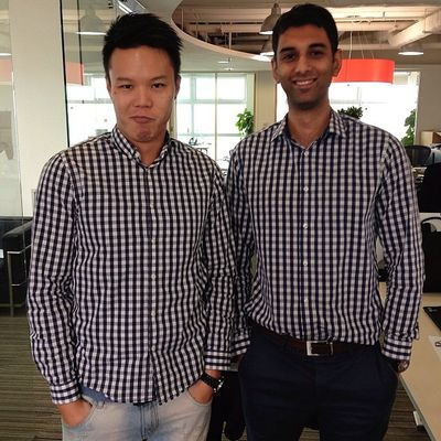 Clearly a very well integrated agency. We are Redfuse Moving1616 Twinsies
