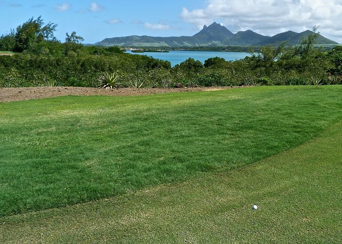 Amazing View Beauty In Nature Better Look Twice Enjoying Life Enjoying The View Golfball Golfcourse Golfing Grass Green Color Hill Idyllic Landscape Leisure Activity Lifestyles Mauritius Mountain Mountain Range Ocean Scenics Taking Photos Tranquil Scene Travel Wineandmore Île Aux Cerfs