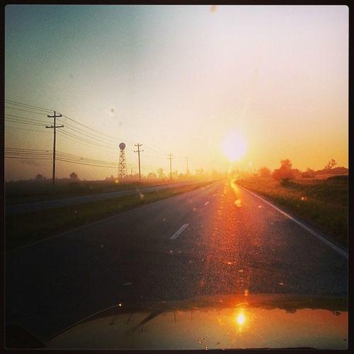 Sunrise Dopplerradar