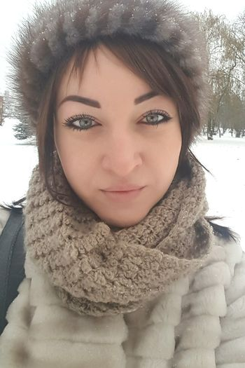 Winter has come to Russia. Winter Russian Winter Russian Woman Blue Eyes