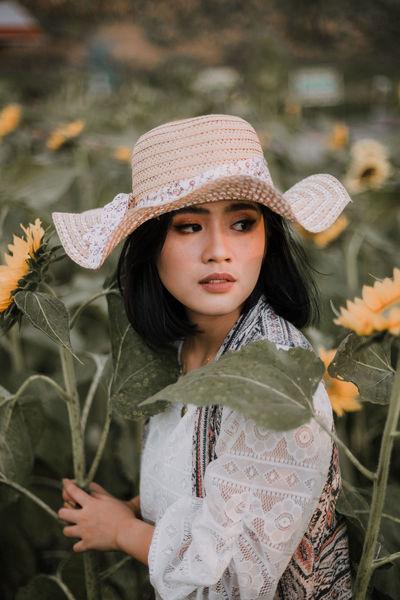 6D Eyeem Philippines The Week on EyeEm Art Canon Portrait Sunflowers Sunset