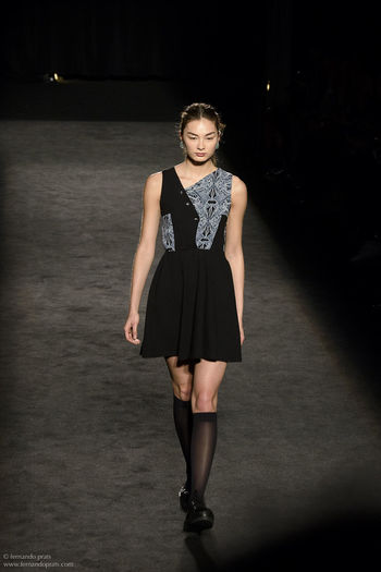 Fashion Desfile Clothes Models