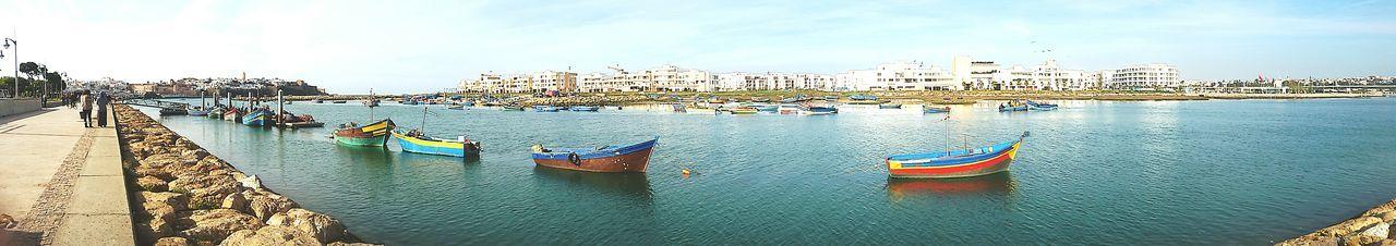 Bouregreg Marina Bouregregriver Boats⛵️ EyeEmNewHere The City Light People Water Rabat Morocco