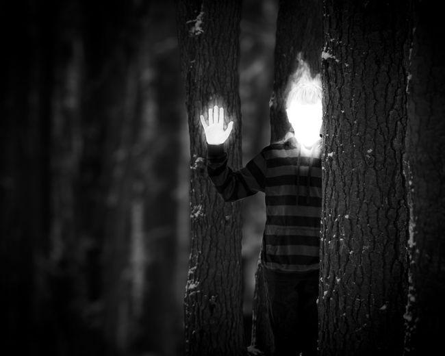 Herald... Monochrome EyeEm Bnw Noir Blackandwhite Fantasy Edits Surrealism Conceptual Darkart