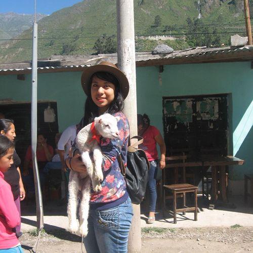 ♥ Obrajillo Peru Traveling Behappy