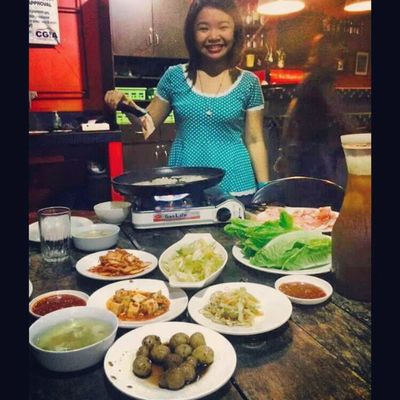 craving for Korean food :/