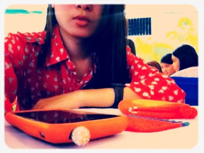 Sooo orange :D