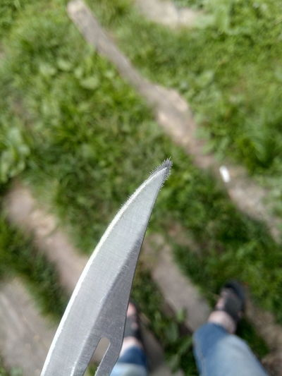 knife Close-up