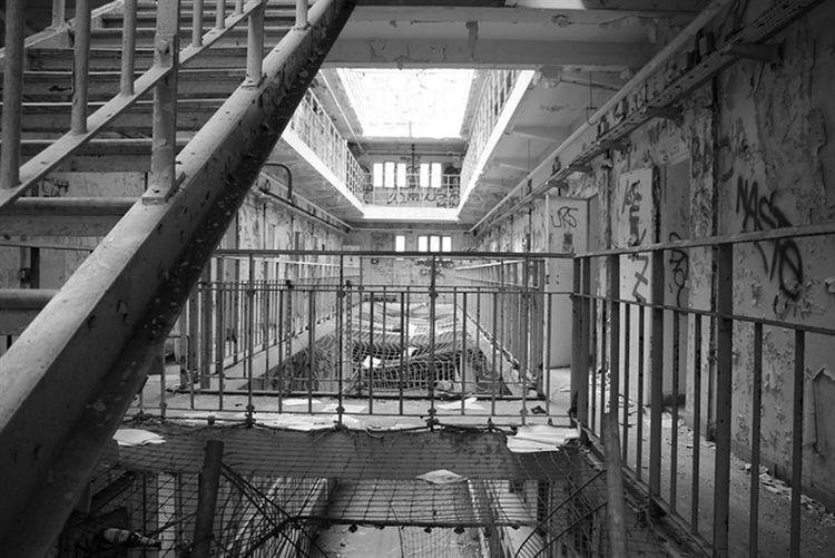 Tag Jail Abandoned