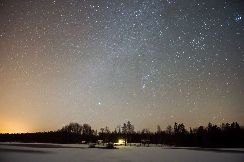 Star - Space Beauty In Nature Night Cold Temperature Astronomy Scenics Tranquil Scene