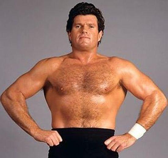 "WWE is saddened to learn that Michael Sharpe, known to WWE fans as ""Iron"" Mike Sharpe, has passed away at age 64. Wwe Raw Smackdown Ripironmilkesharpe"