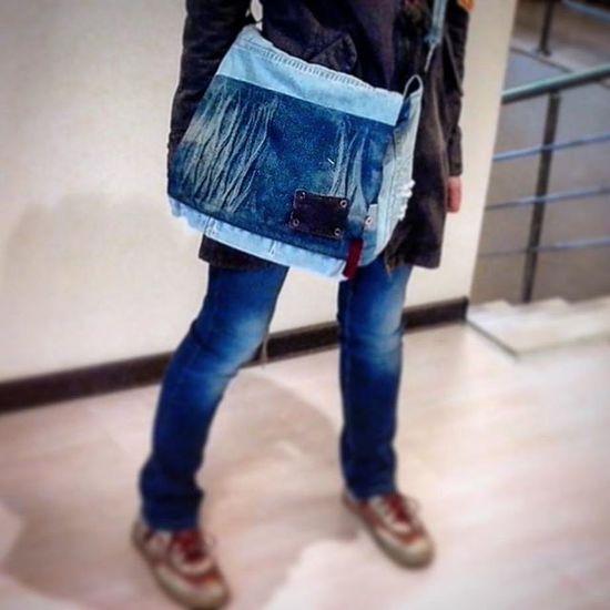 Новая сумка2 новая сумка NewBag Jeans handmade forsale