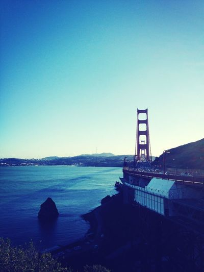 Missing the bridge