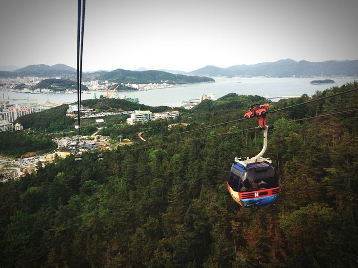 Mountain Landscape Nature Growth Transportation Day Scenics Agriculture No People Sky Outdoors Rural Scene Beauty In Nature Tree Cable Car Hanging Tranquility Check This Out Man Made Structure Taking Photos Snapshots Of Life Eyem Nature Lover