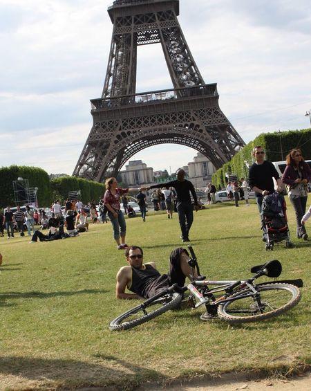 Eiffel Story Eiffel Tower Eiffel Traveling Travel Photography Bicycle