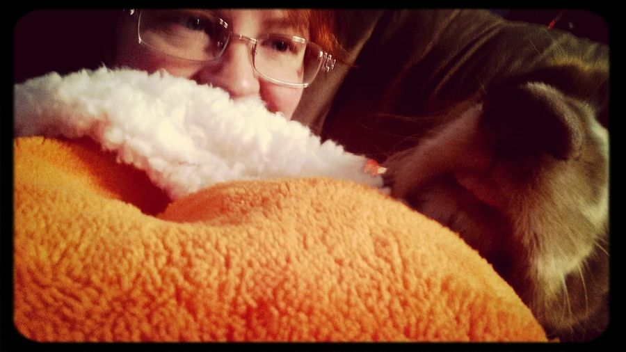 new blanket Relaxing