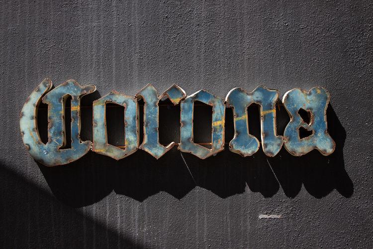 corona Wall -