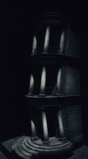 Darkart No People Black Background Indoors  Close-up Chess Chess Piece Chess Board Day Harrypotter Gringotts