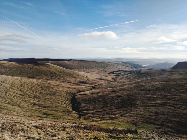Landscape Outdoors Nature Scenics Day Cloud - Sky Beauty In Nature No People Grass Sky EyeEm Nature Lover Nature EyeEm Best Shots EyeEm Best Shots - Nature Google Pixel Wales Brecon Beacons Brecon Beacons National Park