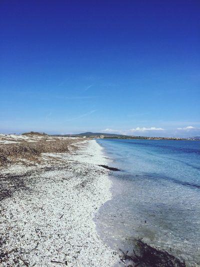 Sky Water Beach