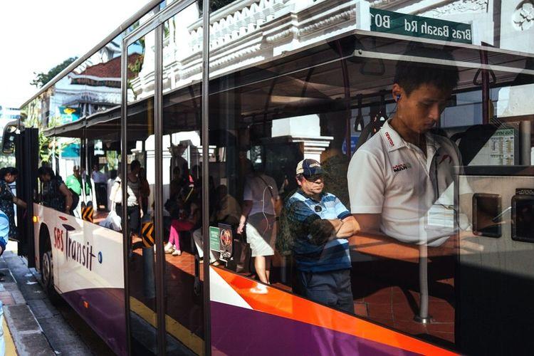 My Daily Commute Wirokesuma