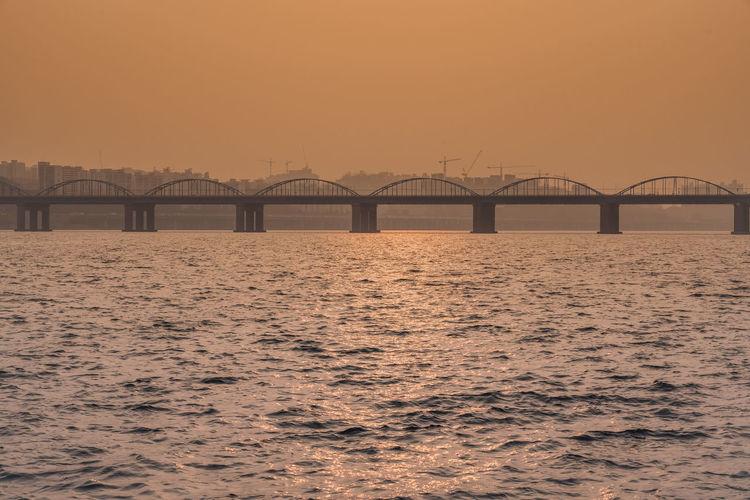 Han River at
