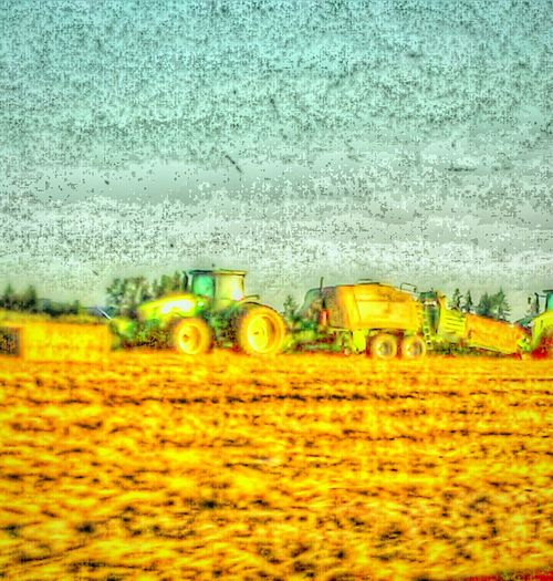 Johndeere Tractors Among Us Farm Life Farmers At Work Hard At Work On The Earth On The Job On The Way Countryside Counrtylife Contry Road Addicted To Photography I❤oregon UNPOSED Johndeeregreen Johndeeretractor Hay Bales Early Morning Imagine Your World Photograph Your Life Aroundtheworld I Like My Own Pictures!✌😎 The Creative - 2018 EyeEm Awards The Great Outdoors - 2018 EyeEm Awards