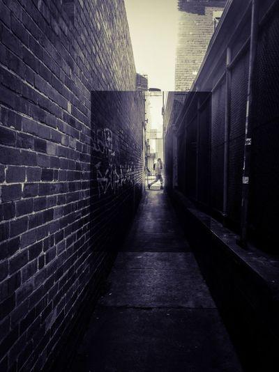 Laneways ...