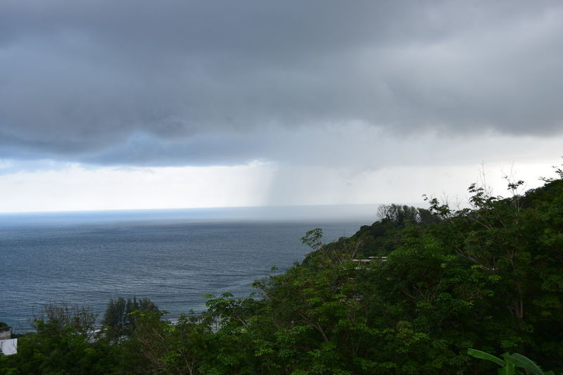 Amazing View Phuket Rainy Days Sky And Clouds Andaman Sea Beauty In Nature Bigstoneformation Mountain Range Nature Outdoors Sea And Sky Seascape Sky Skyscraper Travel Destinations