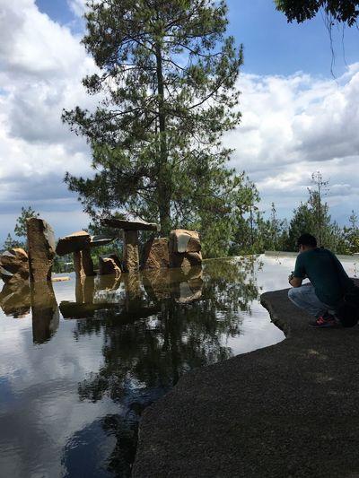 The Tourist Showcase: February Bandung, West Java Wot Batu