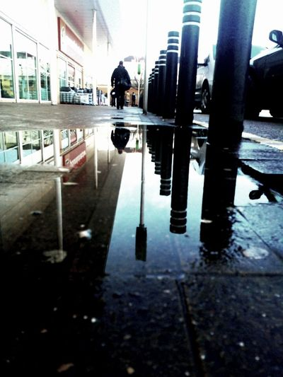 Puddleography