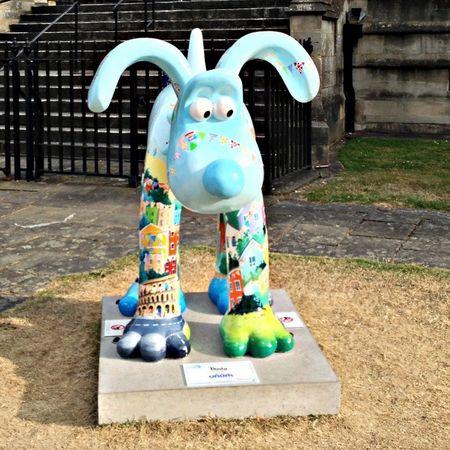 Gromit Wallace & Gromit 超級無敵掌門狗 Having Fun