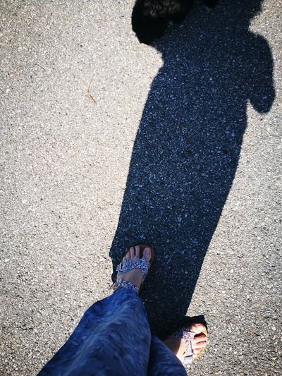 Standing Shadow