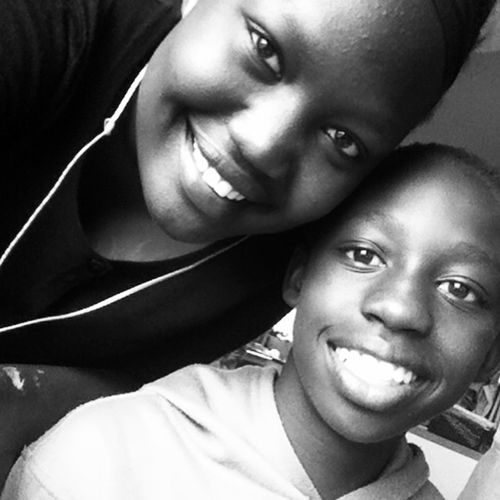 Happy 12th birthday to my baby brother! I love you soo much and don't you ever forget it❤️ HAPPYBIRYHDAY Love Happy Blackandwhite 12sobig