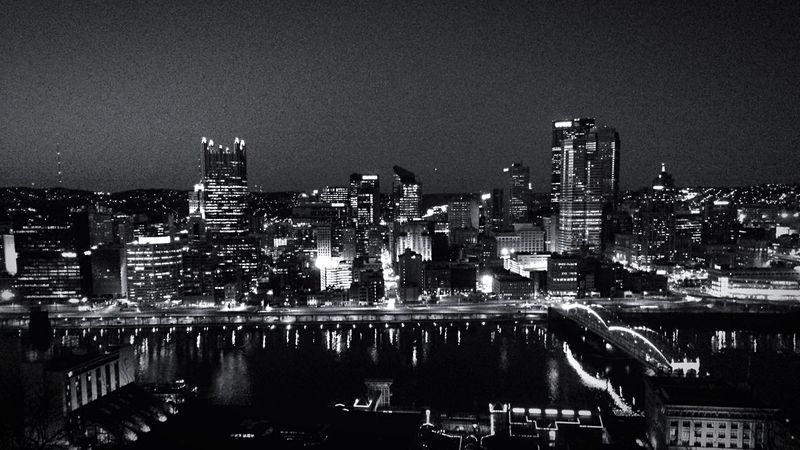 Mt. Washington view of Pittsburgh