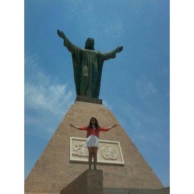 Recuerdo Arica2014 Morrodearica Cristo