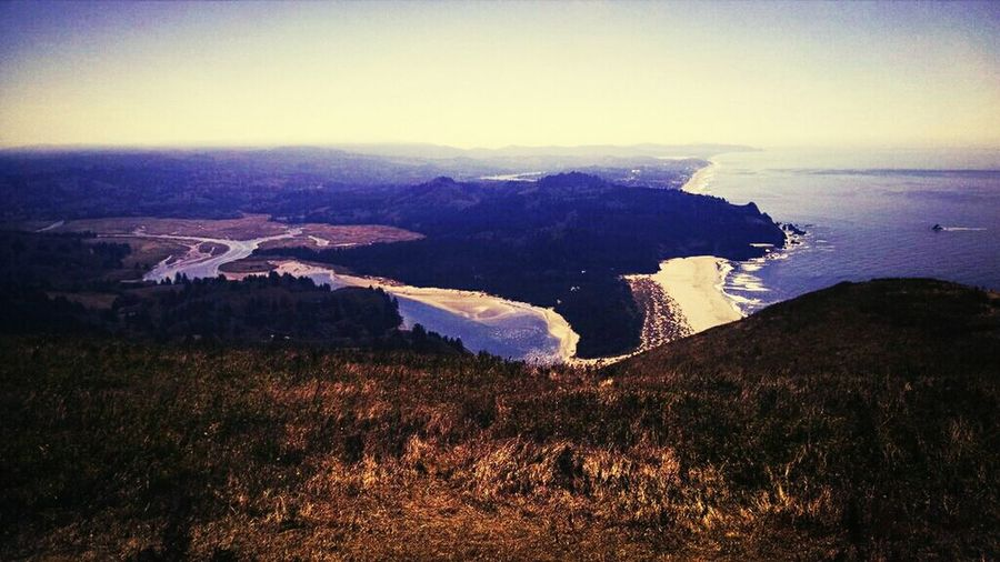 Oregon Coast Cascade Head Oregon Coast Lincoln City Pacific Ocean