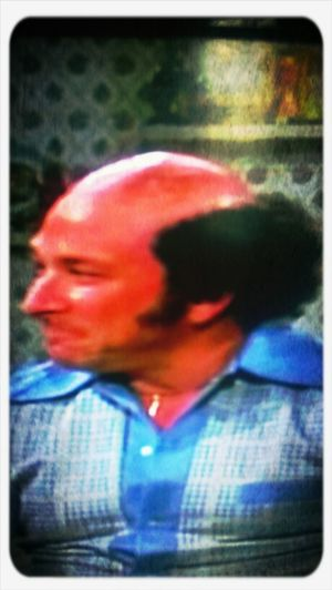 LMFAO bob bald ass